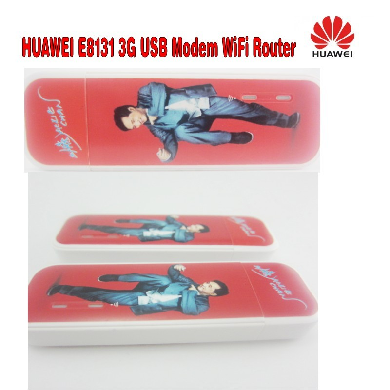 HUAWEI E8131 3G 21 Mbps WiFi Modem Router